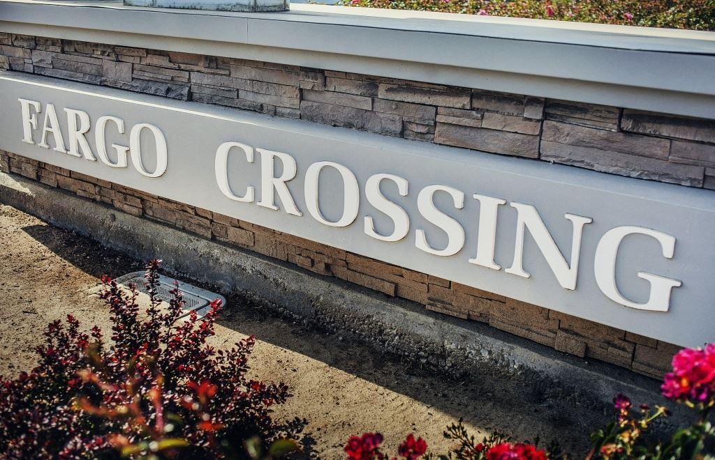 The Fargo Crossing Shopping Center