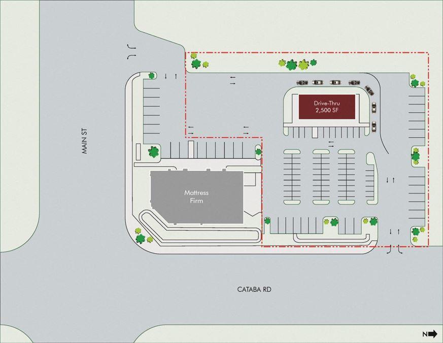 Hesperia-12684 Main St-Prospective Drive Thru Ground Lease