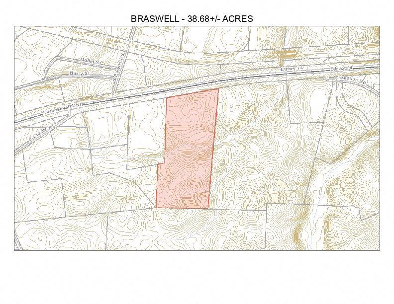 Braswell - 38.68 acres