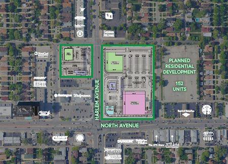 1601 N Harlem Avenue (Chicago) & SWC Harlem Avenue & Wabansia Avenue (Elmwood Park) - Chicago