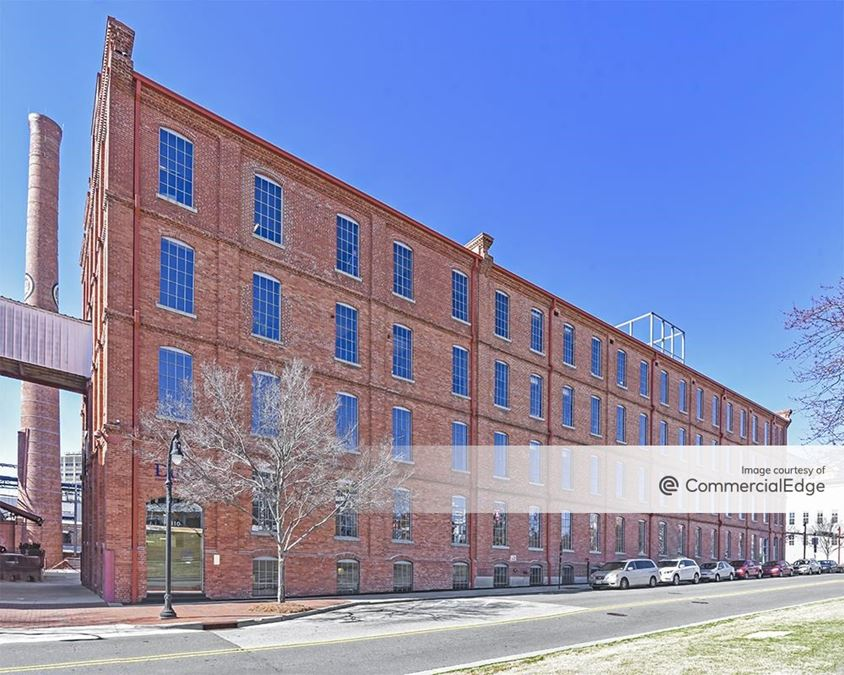 American Tobacco Campus - Lucky Strike Building
