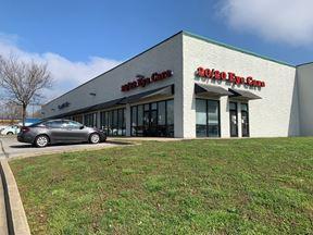 Blackiston Mill Shopping Center - Clarksville