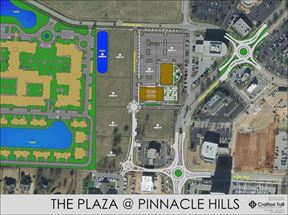 The Plaza at Pinnacle Hills