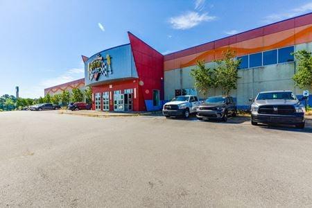 Freestanding Multi-Purpose Building for Sale & Lease - Little Rock