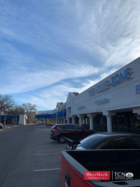 Cornerstone Shopping Center - Lubbock