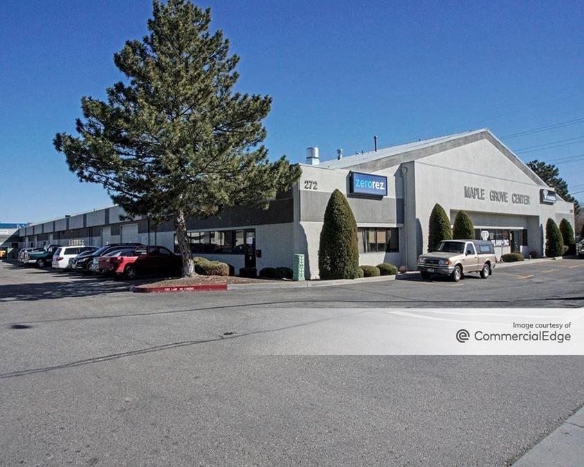 Maple Grove Center