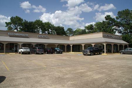 Hearthstone Shopping Center - Houston