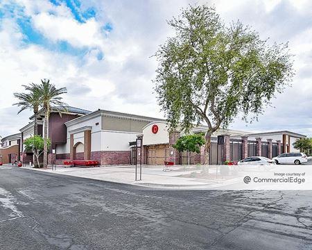 Crossroads Towne Center - Target - Gilbert