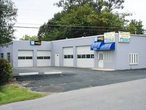 Auto Repair Shop For Sale - Springfield