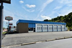 4,000 SF Retail Building on .89 Acres