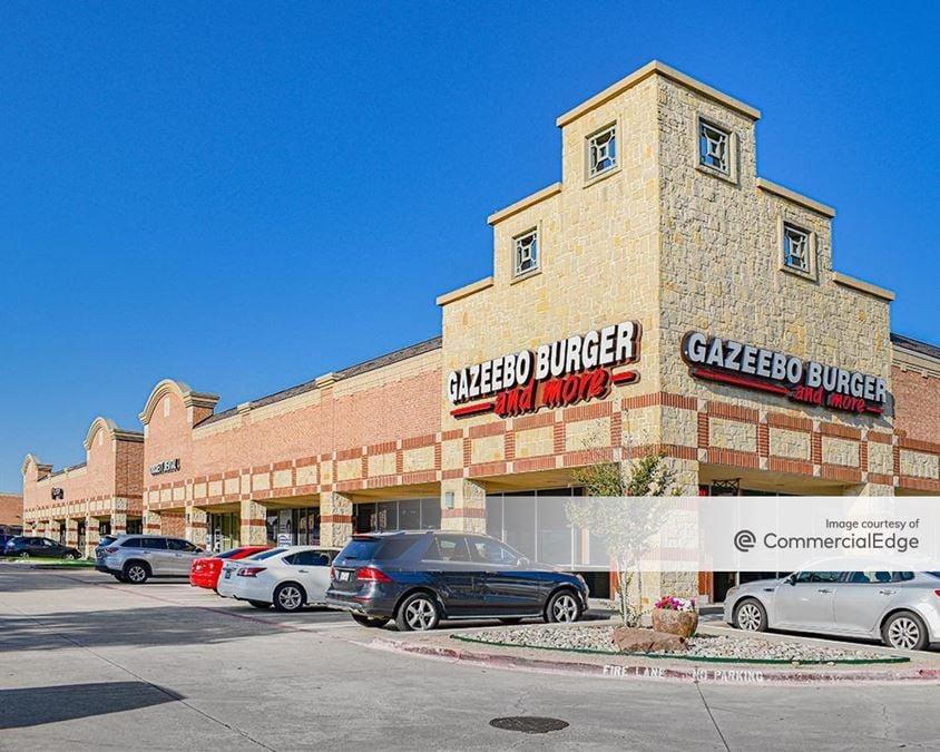 Windhaven Plaza - 3305 Dallas Pkwy & 6009 West Parker Road