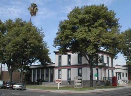 Old Jailhouse Property - Visalia