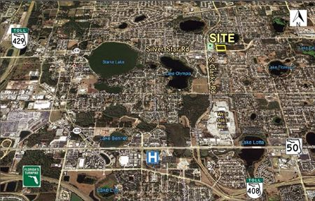 6.7± Acre Retail Development-Ocoee, FL - Ocoee