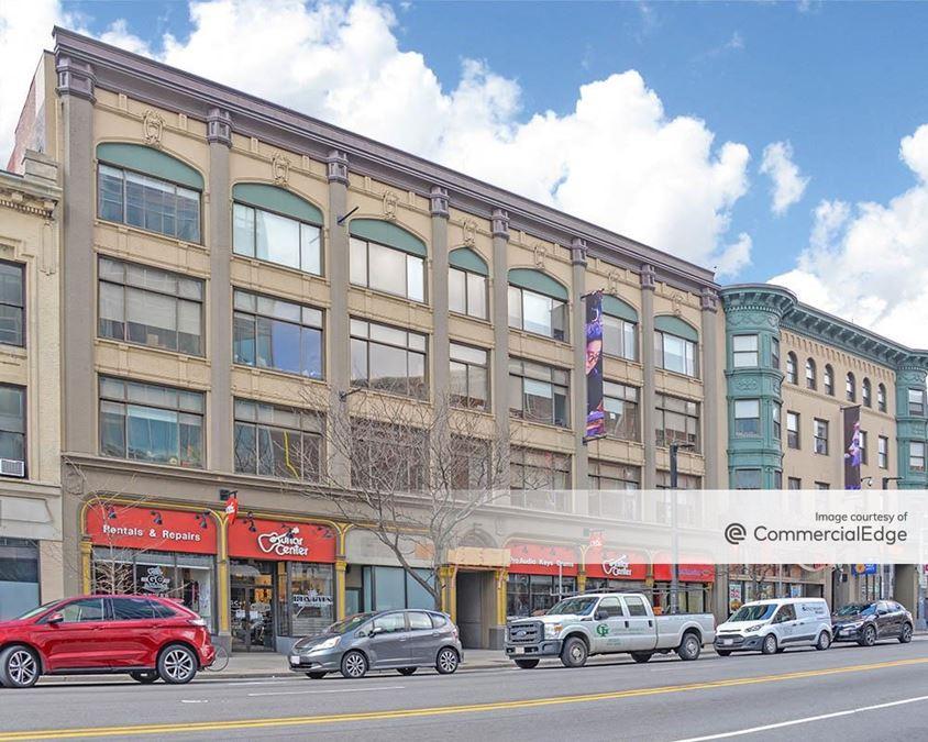 159-165 Massachusetts Avenue
