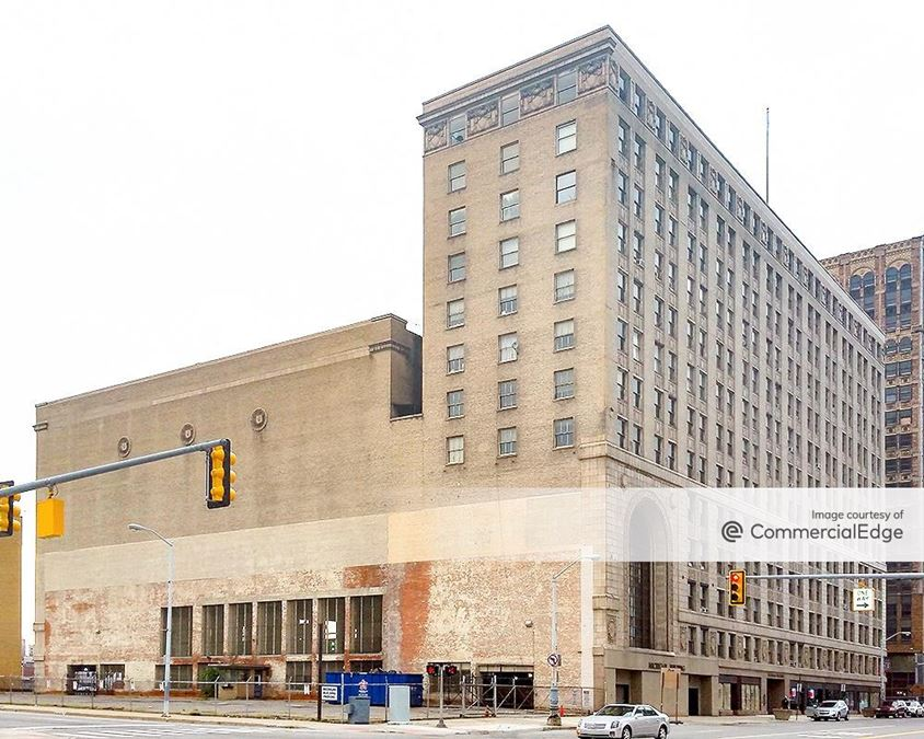 The Michigan Building