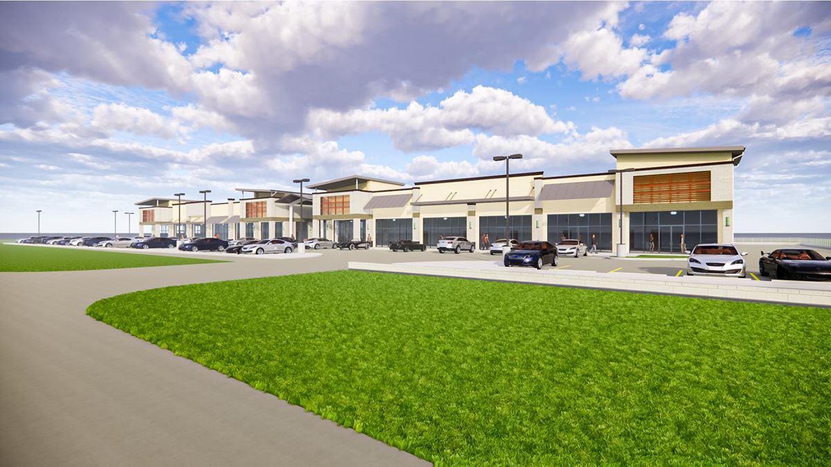 Hackberry Plaza Retail & Professional Center