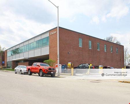 Cutler Associates Headquarters - Worcester
