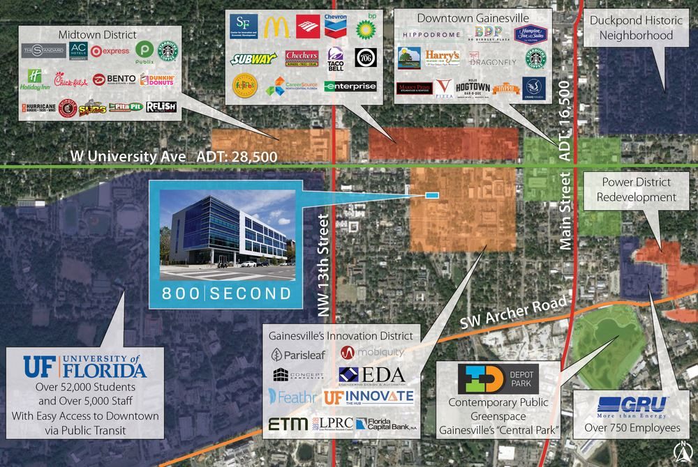 800 Second in the Innovation District