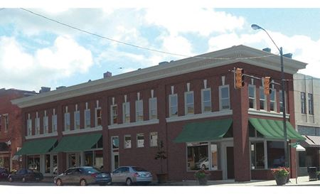 Historic Retail Space for Lease - Clinton