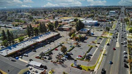 Upland Country Village Shopping Center - Upland