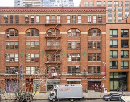 Landmark Arts Building - New York