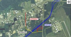 Land Fronting Airport Road   6.99 Acres w Medical Parkway Access - Flowood