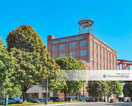 Albers Mill - Portland