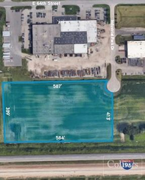 Industrial Vacant Land - For Sale - Holland, MI