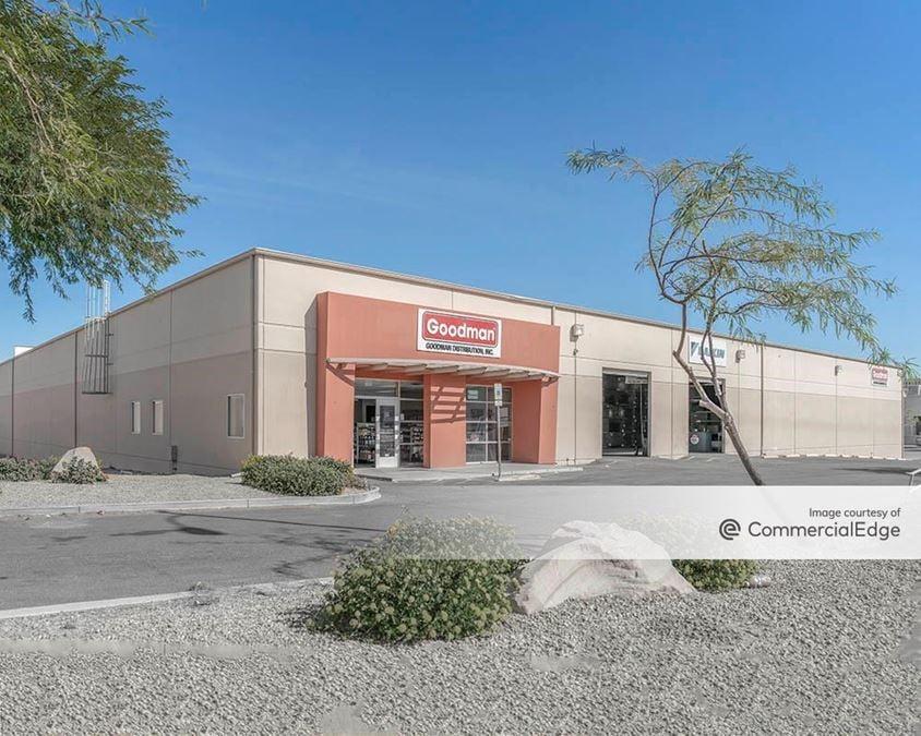 Valley View Commerce Center - 4000 West Harmon Avenue