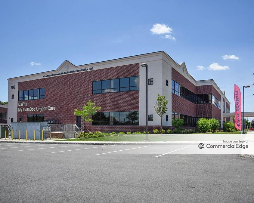 Clearbrook Commons Medical & Professional Office Park - 298 Applegarth Road