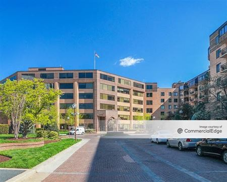 Georgetown Center - 2115 Wisconsin Avenue - Washington