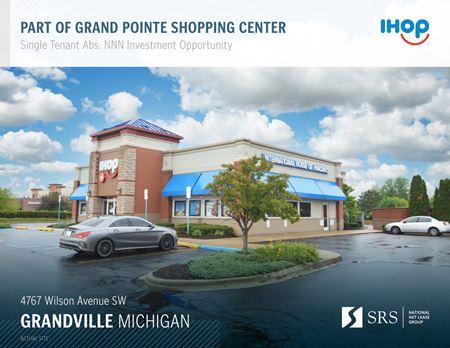 Grandville, MI - IHOP - Grandville