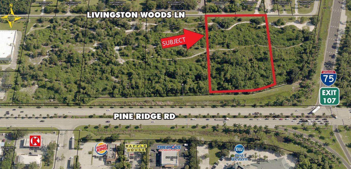 Pine Ridge Road & I-75