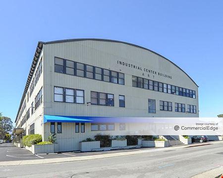 Industrial Center Building - Sausalito