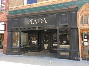 Downtown Ann Arbor Restaurant / Retail Space For Lease