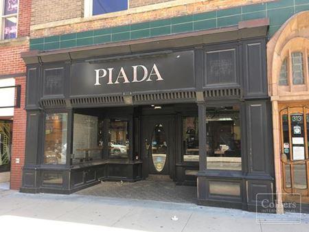 Downtown Ann Arbor Restaurant / Retail Space For Lease - Ann Arbor