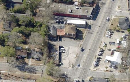 ±7,850 SF Office / Retail Redevelopment Opportunity For Sale - Columbia
