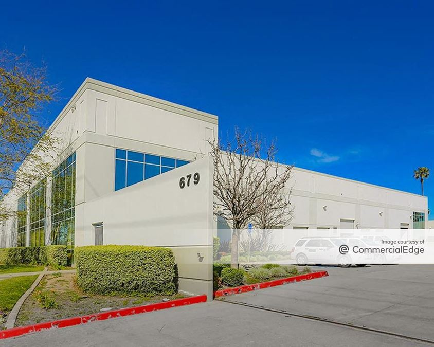 Watson Industrial Center - Buildings 188, 189, 190, 191 & 192