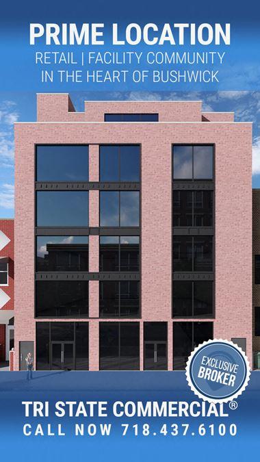 1308 Myrtle Ave   New Development In Bushwick
