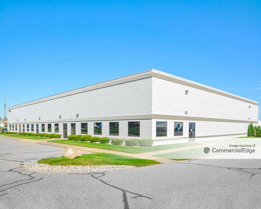 Detroit Metro Airport Center - 11505 Wayne Road, 11400 & 11600 Metro Airport Center Drive
