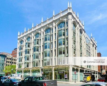 The Berkeley Building - Boston