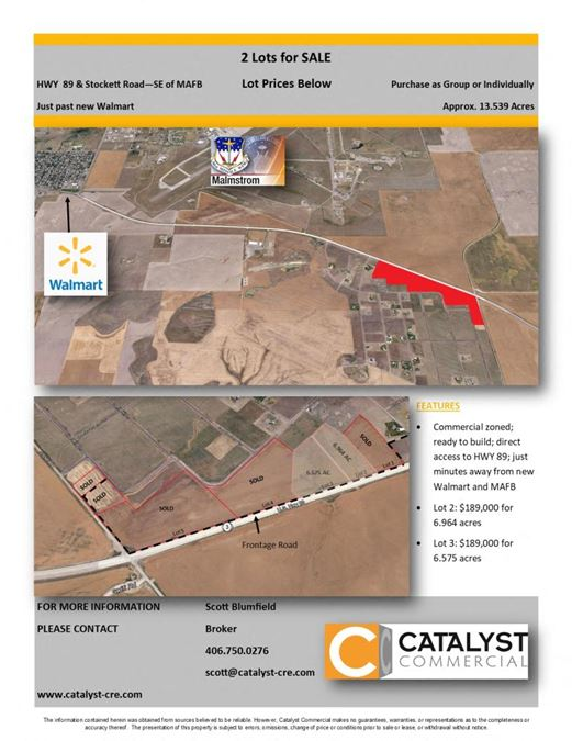 Foothills Ranch Lots for Sale