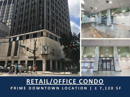 Retail/Office Condo in Prime Downtown Location | ± 7,120 SF - Atlanta
