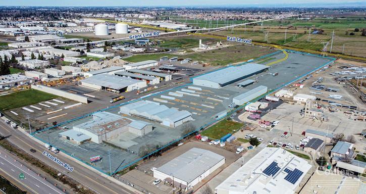 10549 E Stockton Blvd | Meeks Building Center