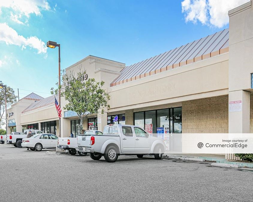 Belwood Shopping Center