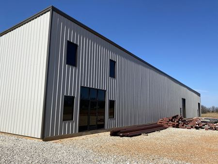 Newly Constructed Industrial Property For Sale or Lease - Strafford
