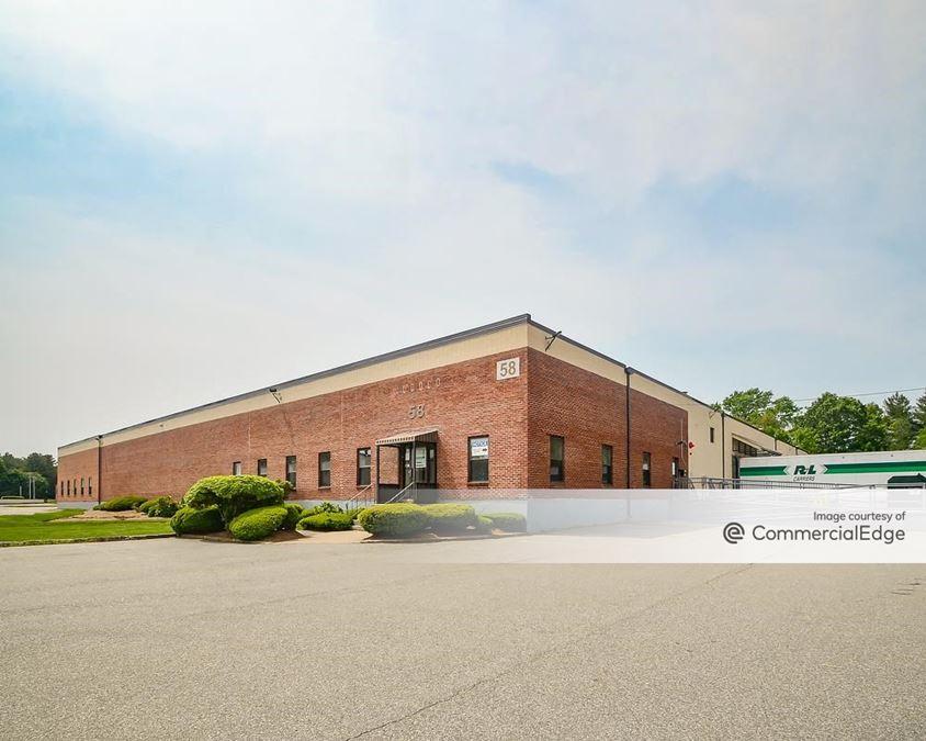 East Randolph Industrial Park - 24, 40, 48, 58, & 64 Teed Drive