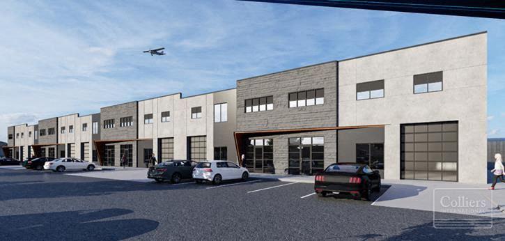 Sky Landing Flex Buildings 1 & 2