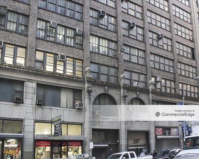 257 West 39th Street