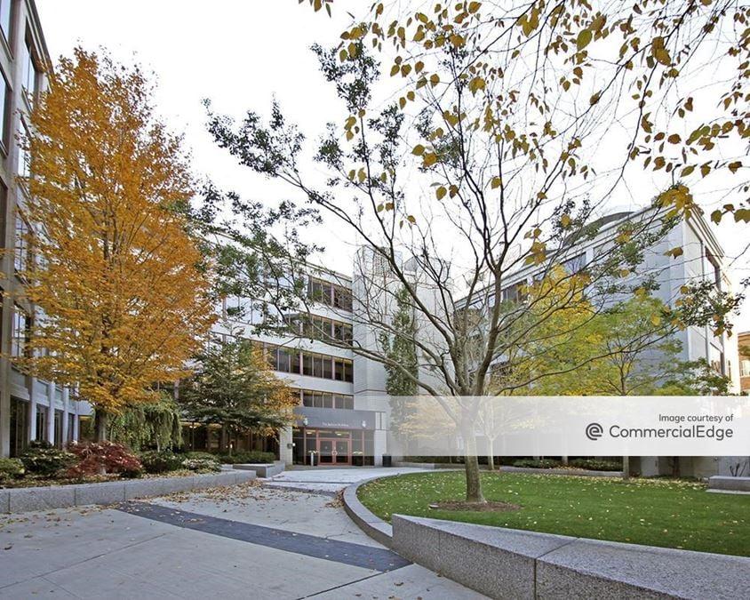 The University Park at MIT - Jackson Building